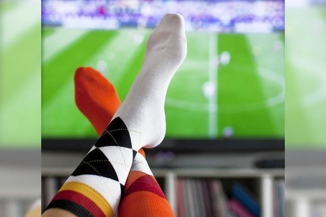 Freie Sicht für Fußballfans