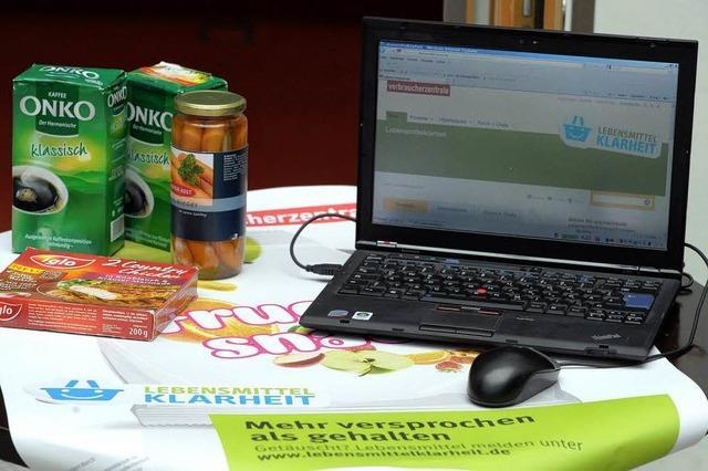 lebensmittelklarheit.de: Verbrauchertäuschung ist kein Einzelfall