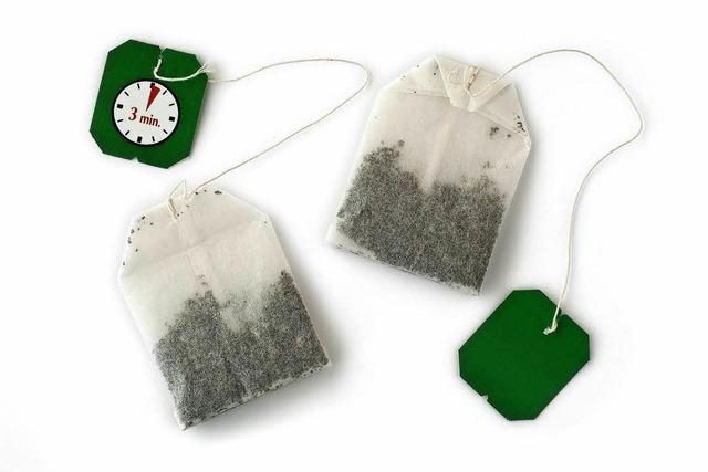 Pflanzenstoffe in Tees können Gesundheit gefährden