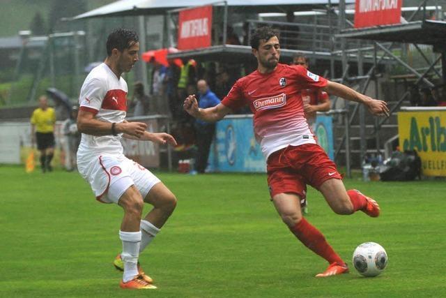 SC Freiburg: Mehmedi trifft im Testspiel gleich zwei Mal