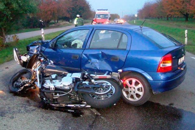 Polizei verschärft Kontrollen von Motorradfahrern – 2013 schon 93 Unfälle in der Ortenau