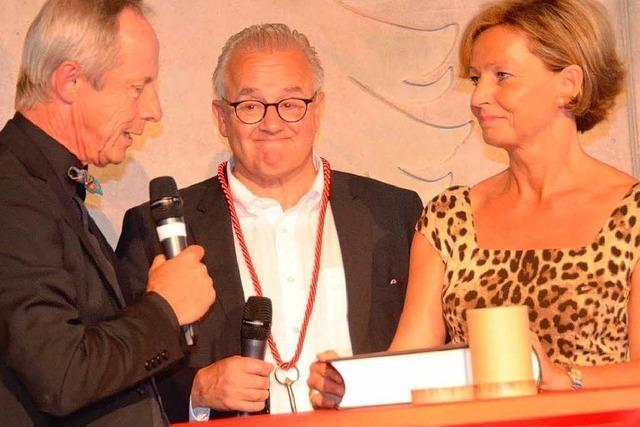 Das neue Weingut von Fritz Keller in Oberbergen ist eröffnet