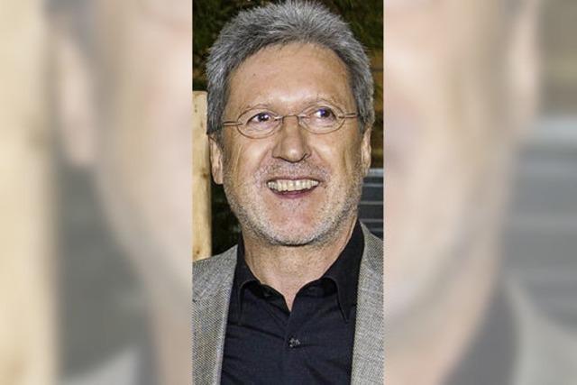 Oskar Kreuz nimmt Abschied vom Stadtrat