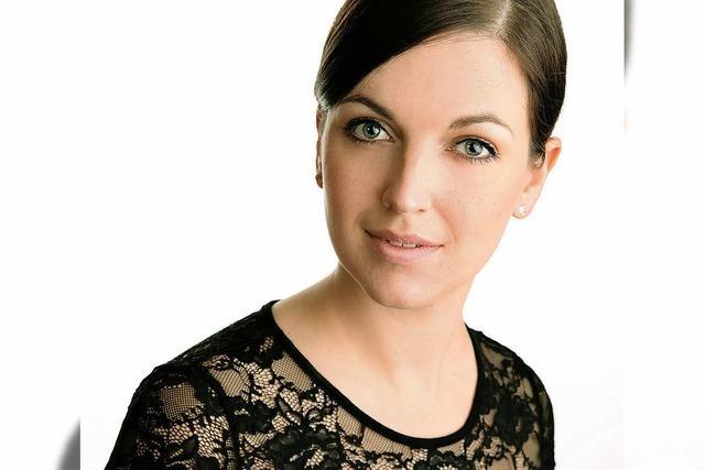 Open-Air-Konzert mit der Sopranistin Felicitas Frische-Häbel