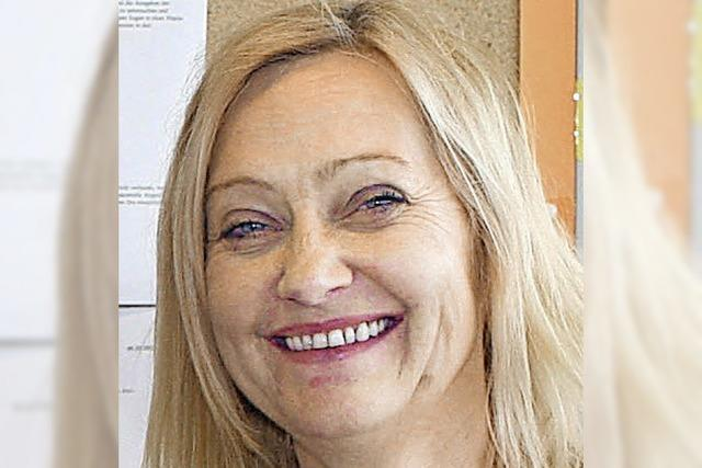 Ursula Ganzke wird Rektorin