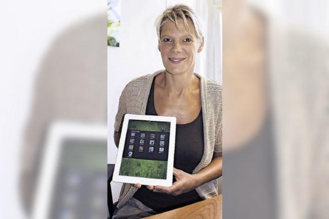 Das iPad macht Schule