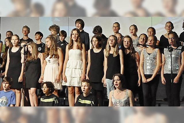 Musicals als Höhepunkte