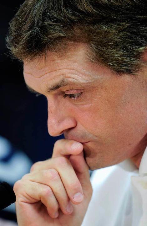 Tito Vilanova kämpft seit langem gegen den Krebs.  | Foto: AFP