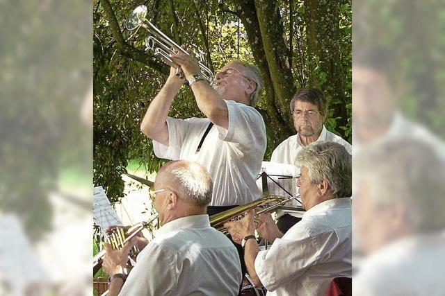 Trompeten für Senioren