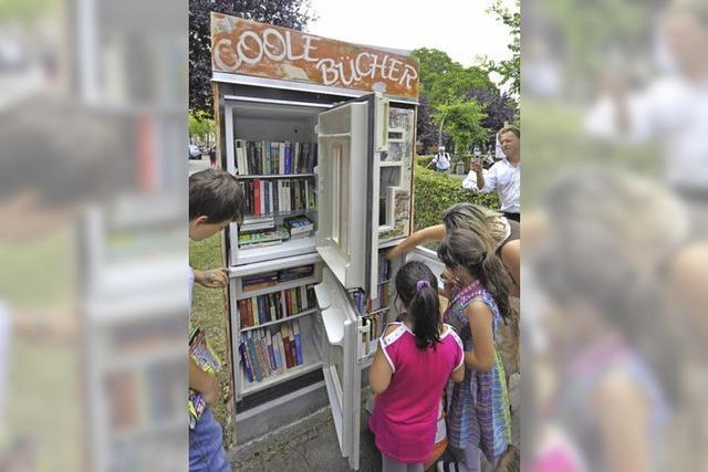 Coole Bücher für heiße Tage