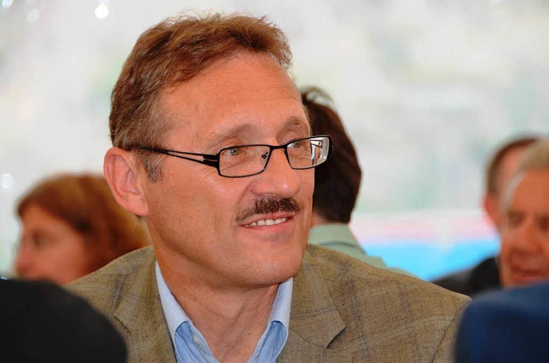 Johannes Spangler, Leiter des Schwesterwerks in Regensburg    Foto: langelott