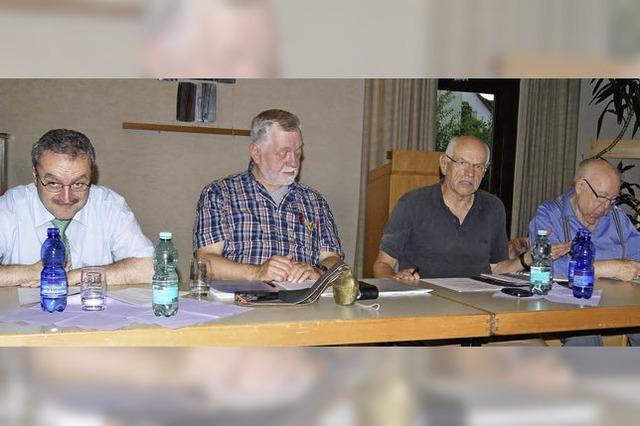 Gründung eines Fördervereins für die Seniorenarbeit in Vorbereitung