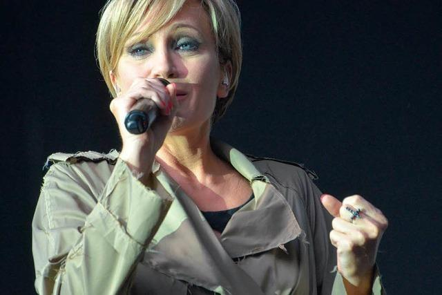 Wie war's bei… Patricia Kaas in Lörrach?