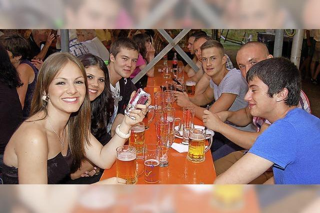 Bierfest zieht um