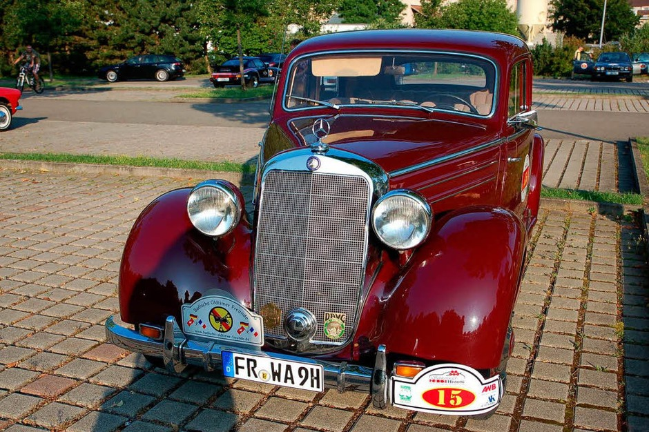 Mit dem Oldtimer im Schwarzwald: Die Schwarzwald Historic Oldtimer-Rallye bot Fahrspaß pur (Foto: Edgar Steinfelder)