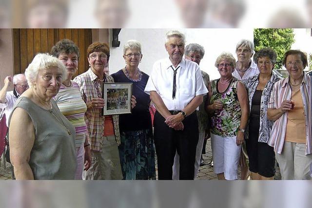 20 Jahre Treffen mit der Rentnerband