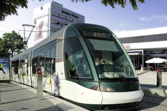Tram zwischen Straßburg und Kehl rückt immer näher