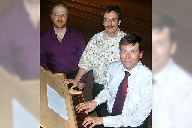 Eine Orgelstadt zieht alle Register