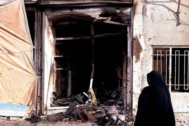 Im Irak eskaliert die Gewalt – viele Tote