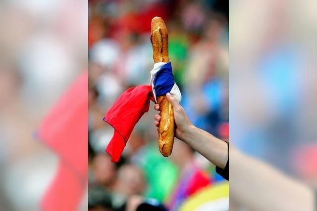 Franzosen vertrauen Bäcker mehr als Massenware