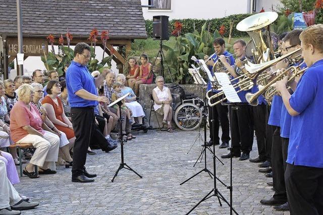 Opern-Arien an der Wallfahrtskirche