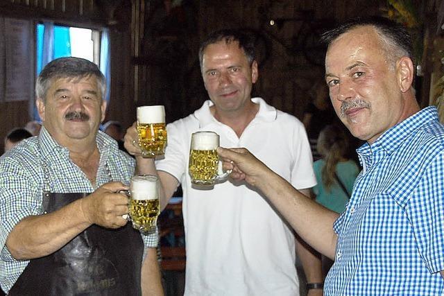 Tolle Festtage in der Dresche in Tutschfelden
