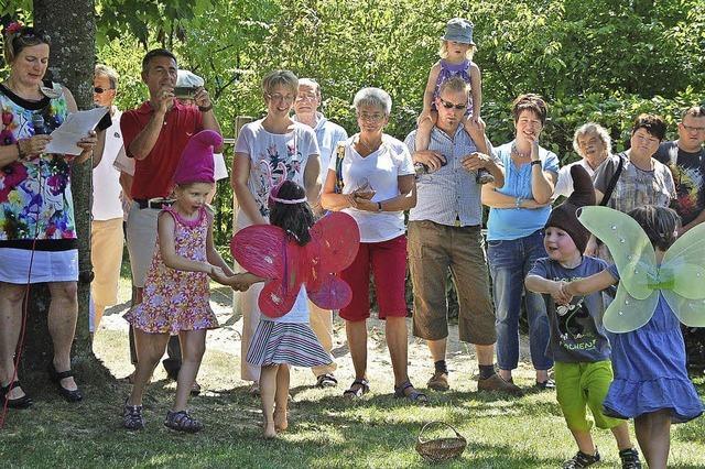 Jubiläum im Kindergarten