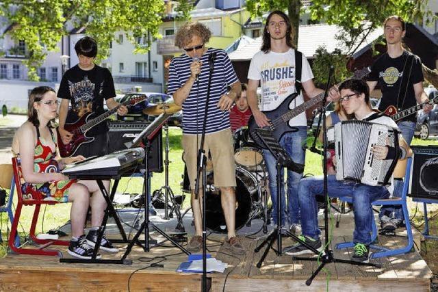 Rockmusik aus Deutschlands ältester Musikschule