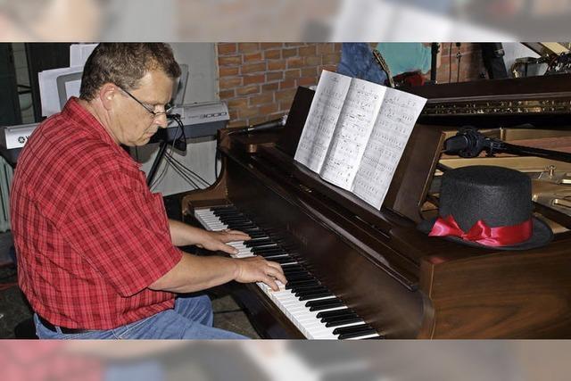 Rettungsaktion für ein Klavier
