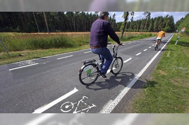 Freie Fahrt für Radfahrer