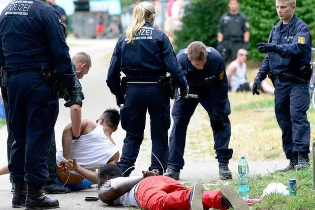 Drogenrazzien in Freiburg: Polizei durchsucht Flüchtlingsheime