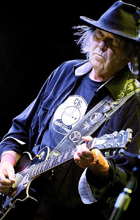 Neil Young   | Foto: dpa