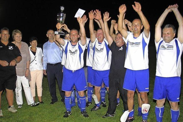 Cäsar-Club holt sich den Pokal