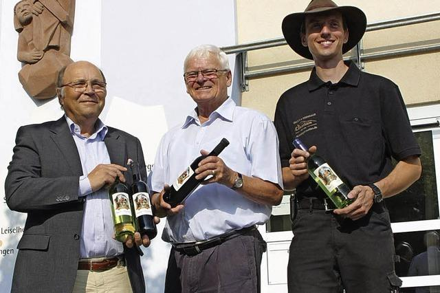 Stiftungswein soll Genuss und Hilfe verbinden