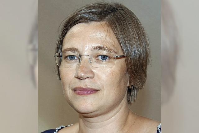 Ines Caruso als neue Gemeinderätin im Amt