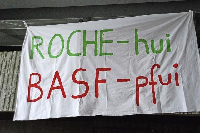 BASF soll sich bewegen