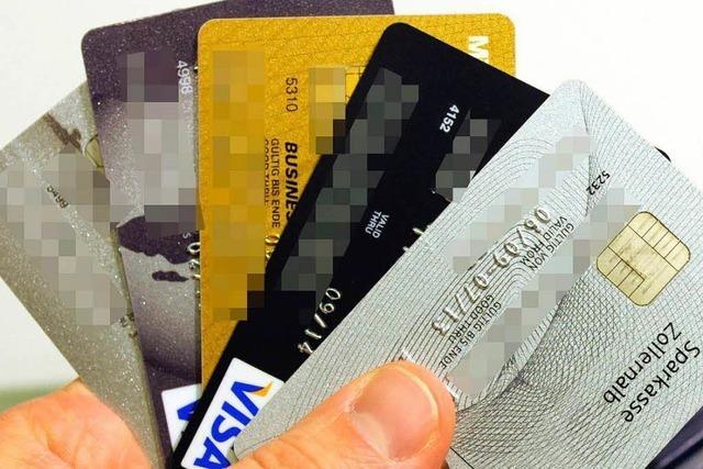 EU deckelt Händler-Gebühren für Kreditkarten