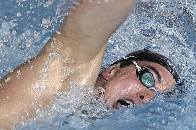 Medaillenflut für Hochrhein-Schwimmer