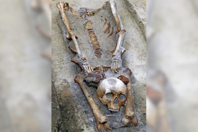 Mysteriöse Skelettfunde: Friedhof der Vampire?