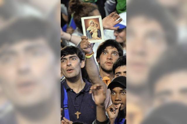 Brasilianer hoffen auf Papst Franziskus