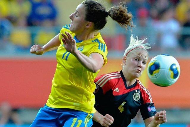 Fußball-EM: Deutschland zieht ins Finale ein