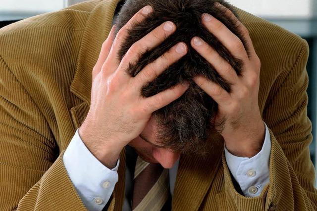 Arbeitsleben: Nimmt die Zahl psychisch Erkrankter tatsächlich zu?