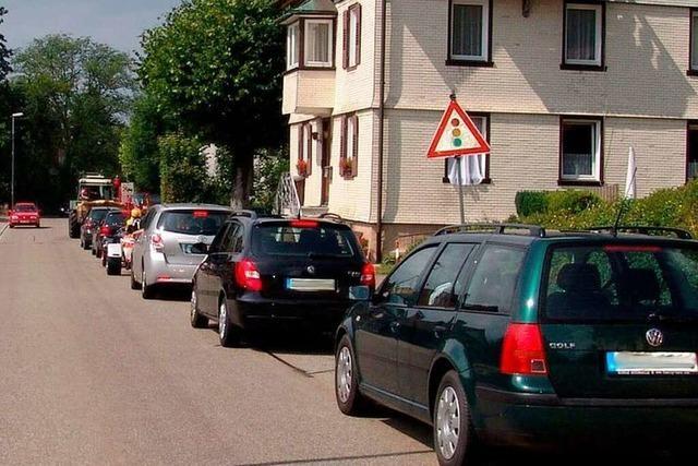 Staufalle B31: St. Märgens Bürgermeister fürchtet die Blechlawine