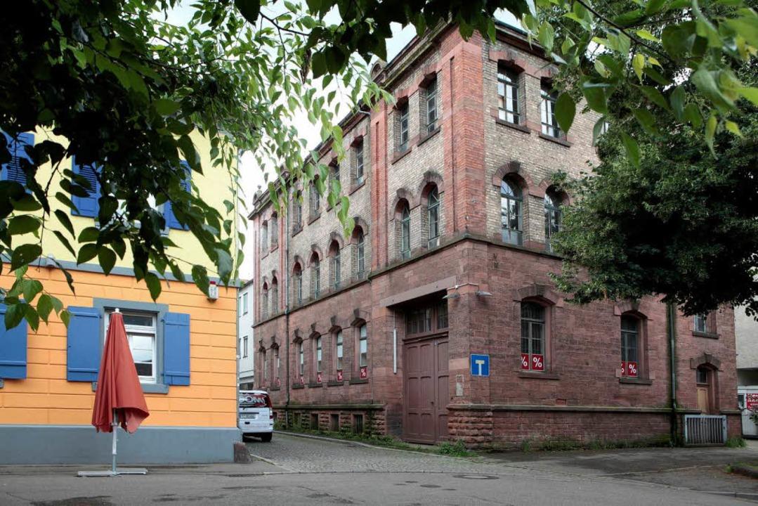 Die Tonofenfabrik wird zum neuen Lahrer Stadtmuseum ausgebaut.  | Foto: Christoph Breithaupt