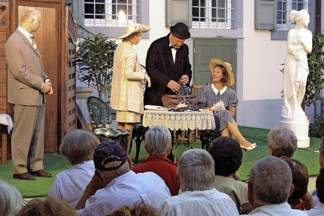 Mundart-Komödie in der Grethermühle Maulburg