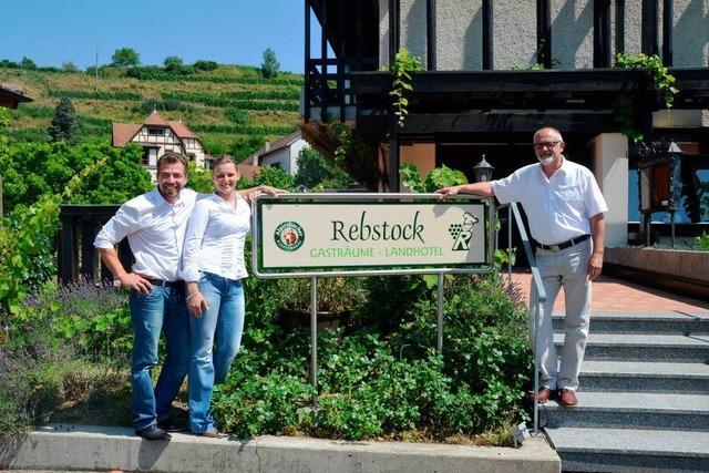 Der Rebstock in Bickensohl hat ab Montag wieder geöffnet