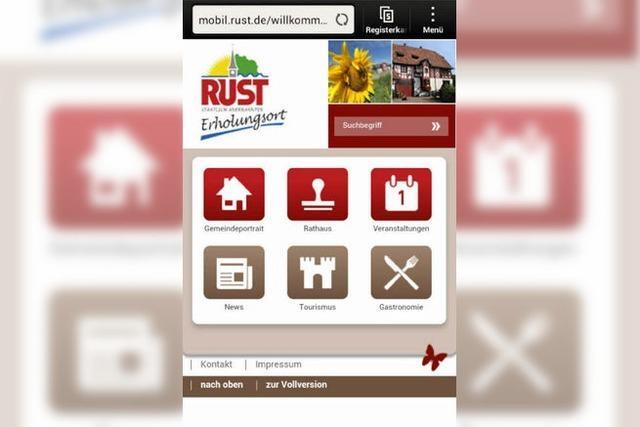 Rust.de gibt es jetzt in der Mobilversion