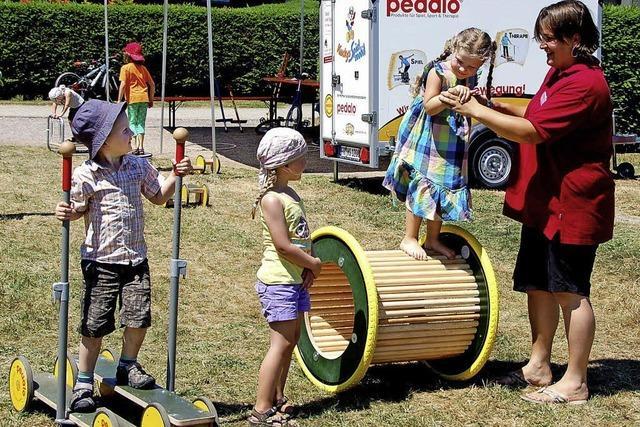 Dorffest Kappel: Vereine müssen kräftig zupacken