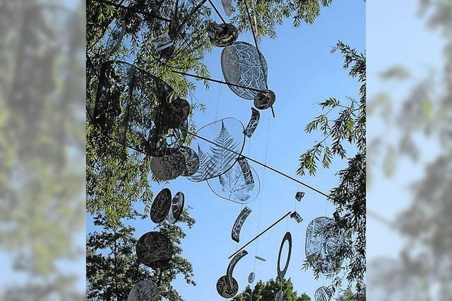 Gifiz-Halbinsel war Hort von Open-Air-Kunst