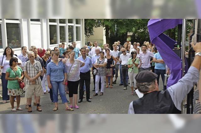 Schillerschule rennt offene Türen ein